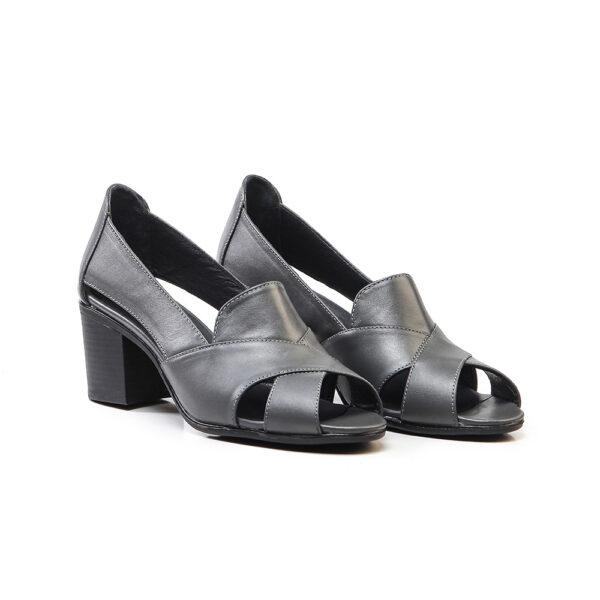 کفش زنانه رسمی 908 سرمه ای