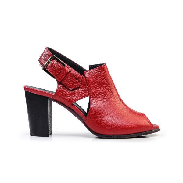 کفش رسمی 910 قرمز
