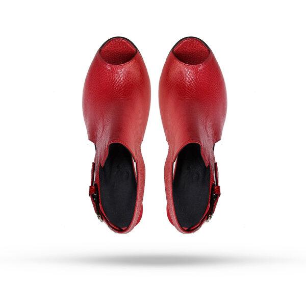 کفش زنانه رسمی 910 قرمز
