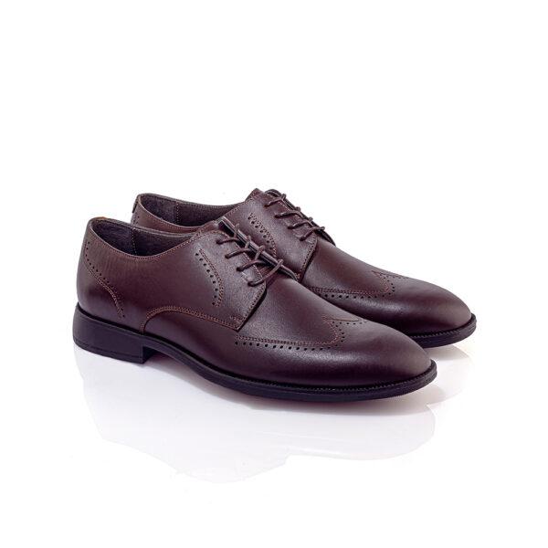کفش رسمی مردانه فابر2 قهوه ای
