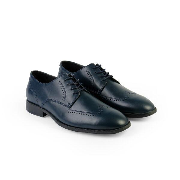 کفش رسمی مردانه فابر2 سرمه ای