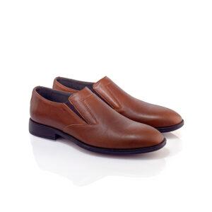 کفش رسمی مردانه فابر4 عسلی