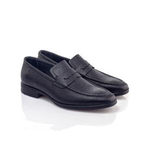 کفش رسمی مردانه مرسدس2 مشکی