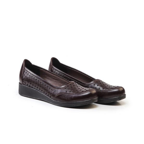 کفش راحتی زنانه A2002 قهوهای