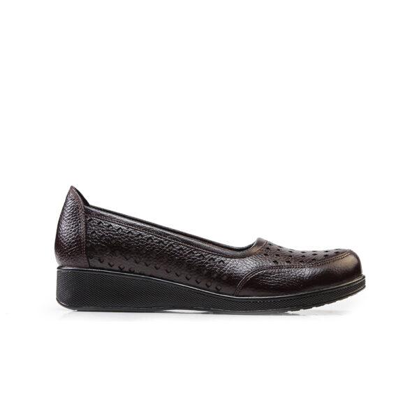 کفش راحتی و کالج زنانه A2002 قهوهای