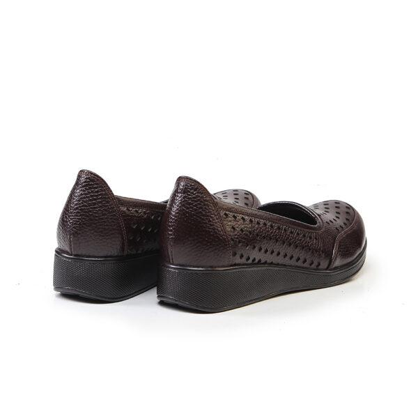 کفش کالج زنانه A2002 قهوهای