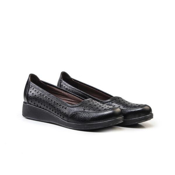 کفش راحتی و کالج زنانه A2002 مشکی