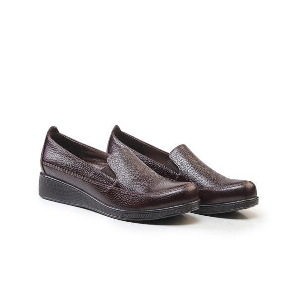کفش راحتی و کالج زنانه A5002 قهوهای