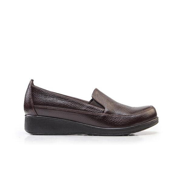 کفش راحتی و زنانه A5002 قهوهای