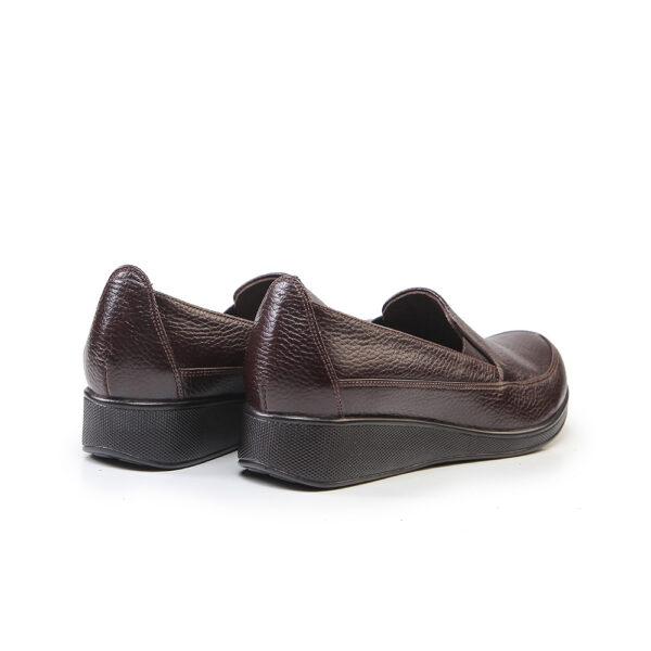کفش و کالج زنانه A5002 قهوهای