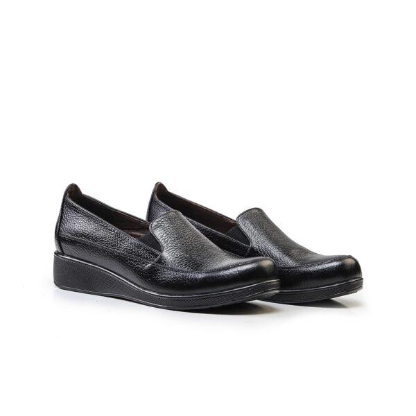 کفش راحتی و کالج زنانه A5002 مشکی