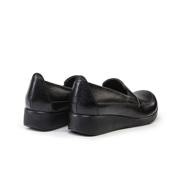 کفش کالج زنانه A5002 مشکی