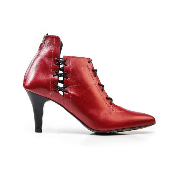 کفش زنانه A-8010 قرمز
