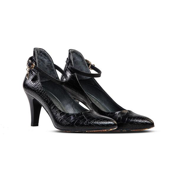 کفش رسمی زنانه A-8015 مشکی
