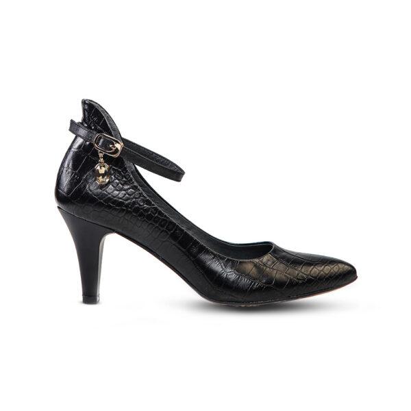 کفش زنانه A-8015 مشکی