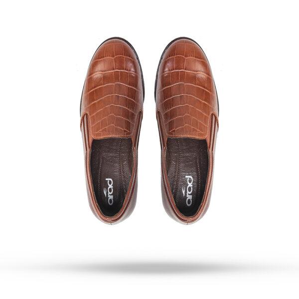 کفش راحتی زنانه 9701 عسلی