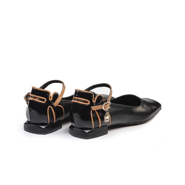 کفش اسپرت زنانه A-8019 مشکی
