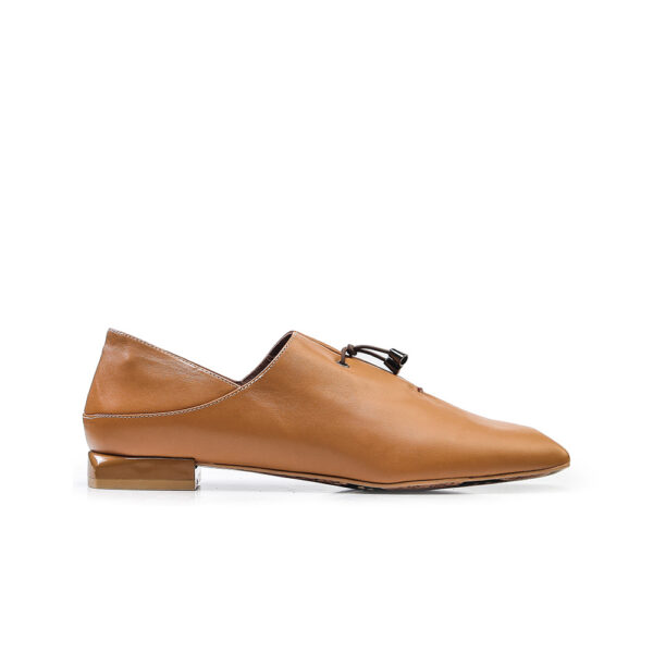 کفش اسپرت زنانه A-8020 خردلی
