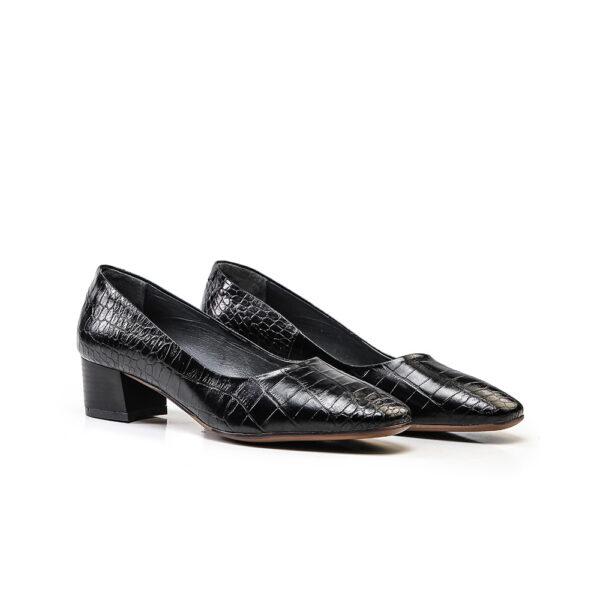 کفش رسمی زنانه 8014 مشکی