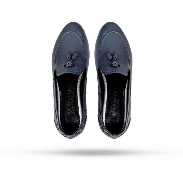 کفش اسپرت زنانه 8016 آبی کلاسیک