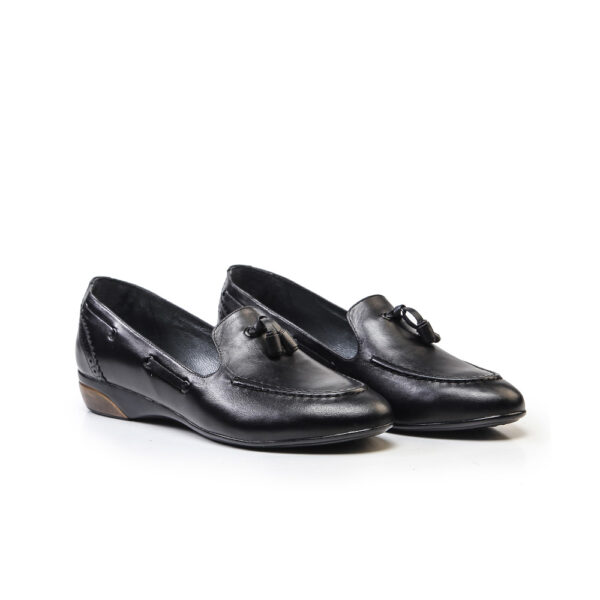 کفش اسپرت و کالج زنانه 8016 مشکی