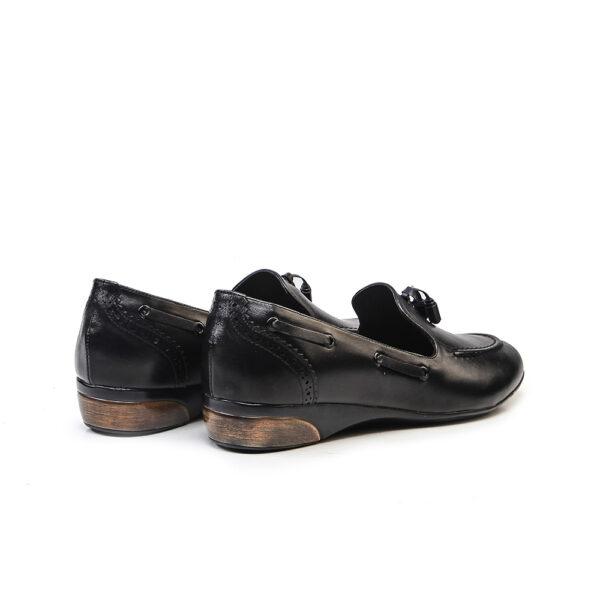 کفش کالج زنانه 8016 مشکی