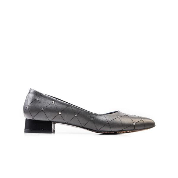 کفش رسمی و اسپرت زنانه 8017 طوسی