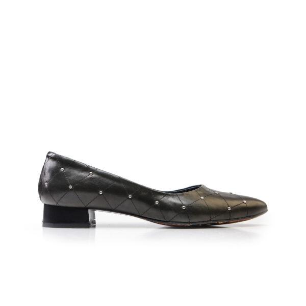 کفش رسمی و اسپرت وزنانه 8017 یشمی