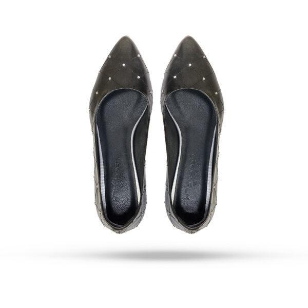 کفش اسپرت و کالج زنانه 8017 یشمی