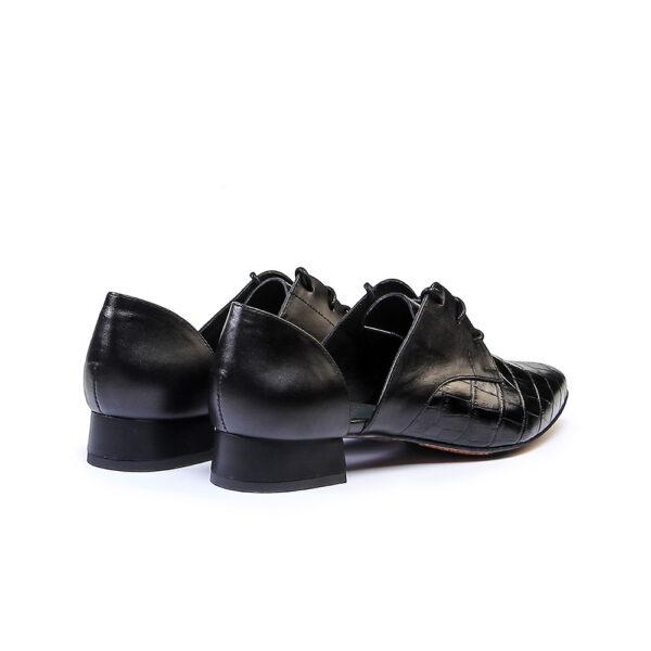 کفش رسمی و کالج زنانه 8022 مشکی