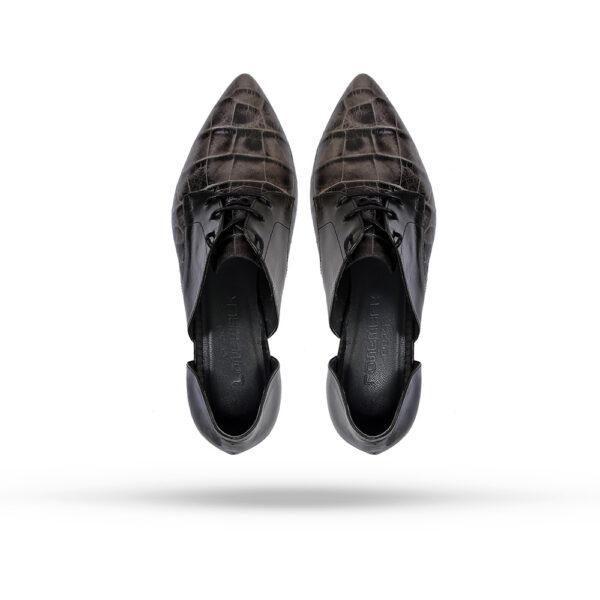 کفش رسمی و اسپرت زنانه 8022 یشمی