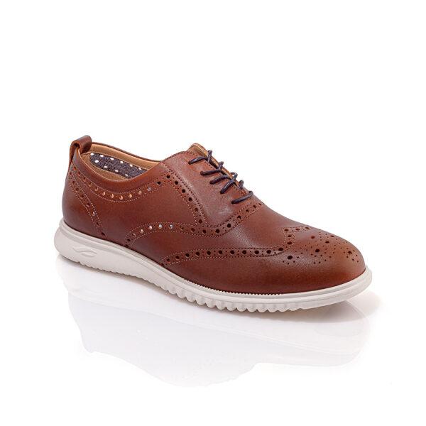 کفش اسپرت مردانه سامر عسلی