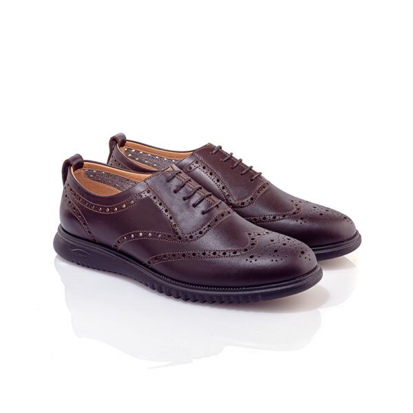 کفش تابستانه و اسپرت مردانه سامر قهوهای