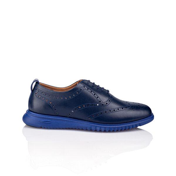 کفش اسپرت مردانه سامر سرمه ای