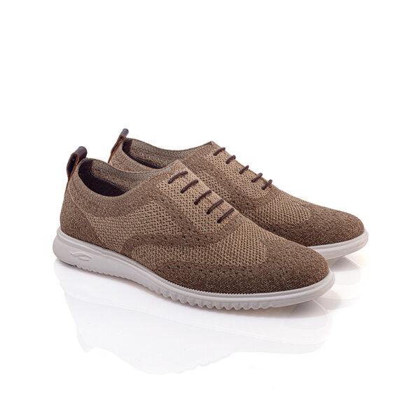 کفش تابستانه و اسپرت مردانه سامر خاکی