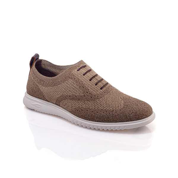 کفش اسپرت مردانه سامر خاکی