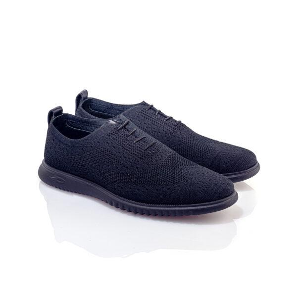 کفش تابستانه و اسپرت مردانه سامر مشکی