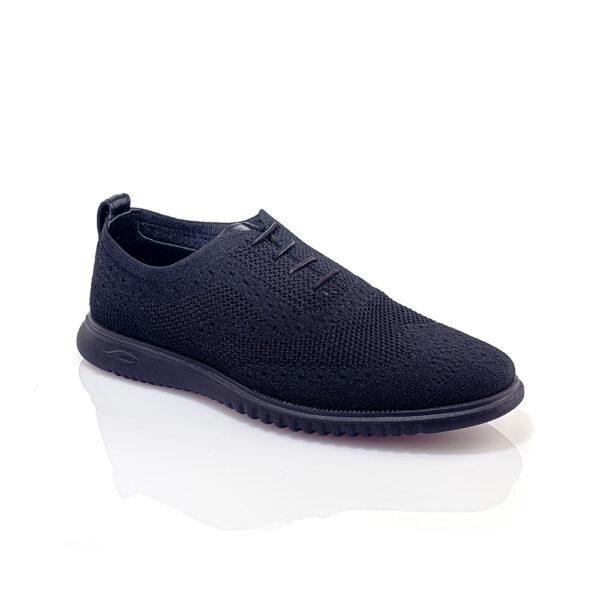 کفش تابستانه مردانه سامر مشکی